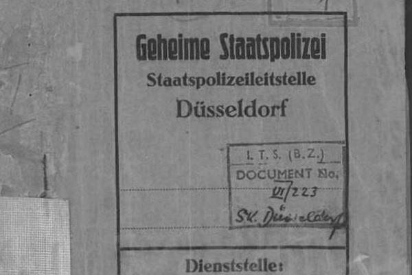 Gestapo / Polizei / SS